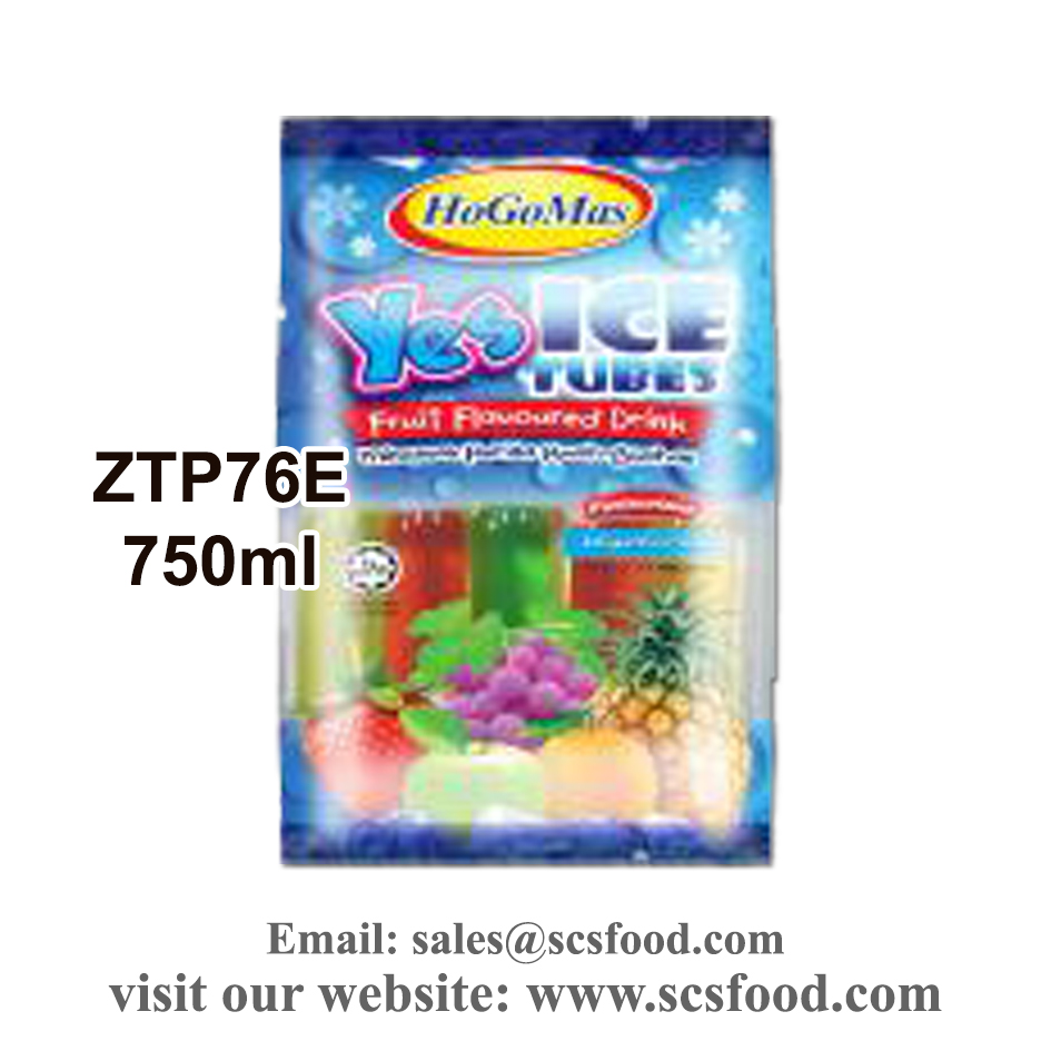 Fruity Drink in Tube / Pudding / Jelly / Fruit Jelly 750ml