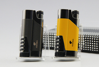 Ocitytimes High Quality USB Rechargable Cigarette Lighter/No Gas Lighter/Windproof Lighter