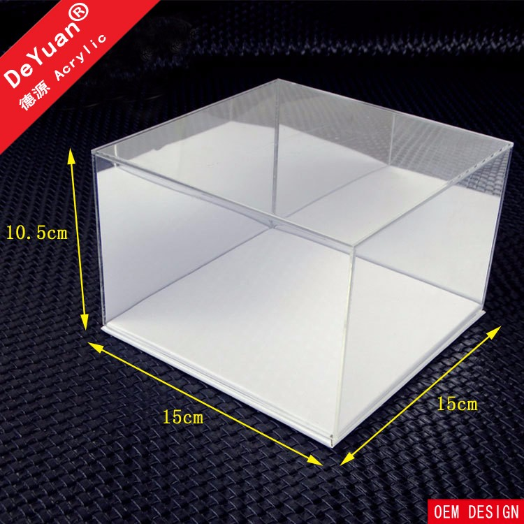 Wholesale Mirror Flower Box With Lid Acrylic