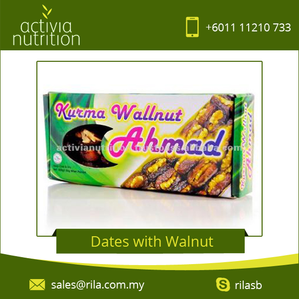 Hot Sale on Dates with Walnut Available at Attractive Price
