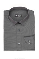 Man Shirt Bottle green color 100% Cotton in Regal Popeline fabric