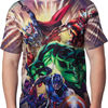Sublimated Made T Shirt State Apparel
