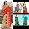 All Type of indian Pakistani Designer Saree / Sari At Wholesale Price