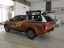 Canopy fitting Nissan Navara Karuna NP 300 pick up hard top