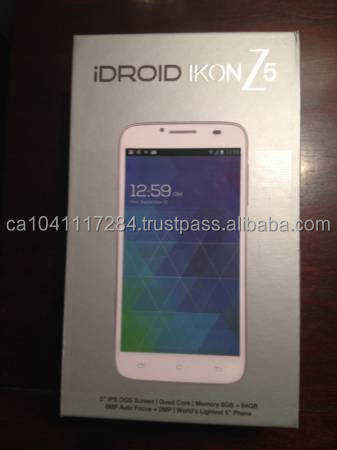 "iDroid 5"" IkonZ5 Smart Phone with 3G Enabled (8GB)"
