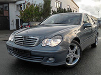 USED CARS - MERCEDES-BENZ C 180 KOMPRESSOR CAR (LHD 6587 GASOLINE)