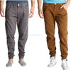 Cotton Mens Chino Pants / Cuffed Chinos Casual Pants