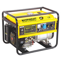 Mayerskraft MKGE180 Diesel Power Generator, 2800 Watt rated power