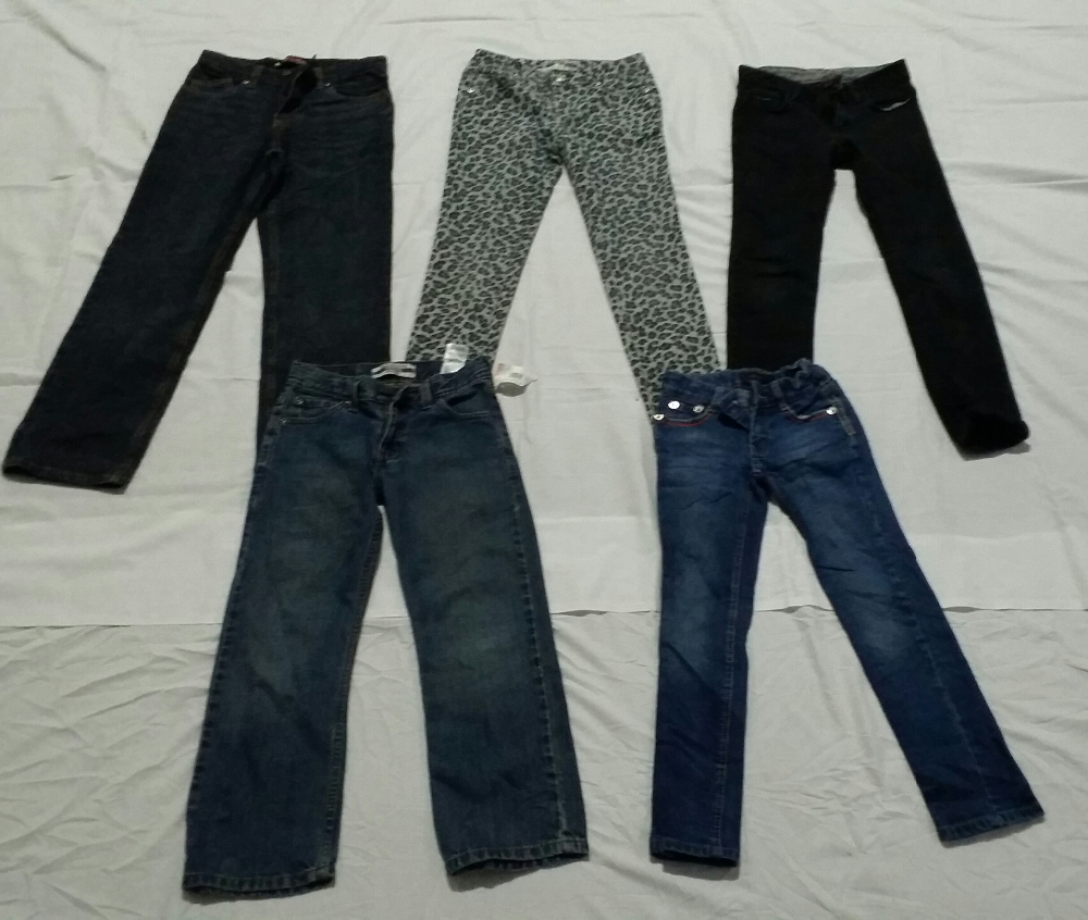 CHILDREN JEAN PANTS #1