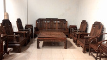 Royal Sonokeling sofa set