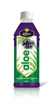 100% Natural Aloe Vera with Blackcurrant Flavor
