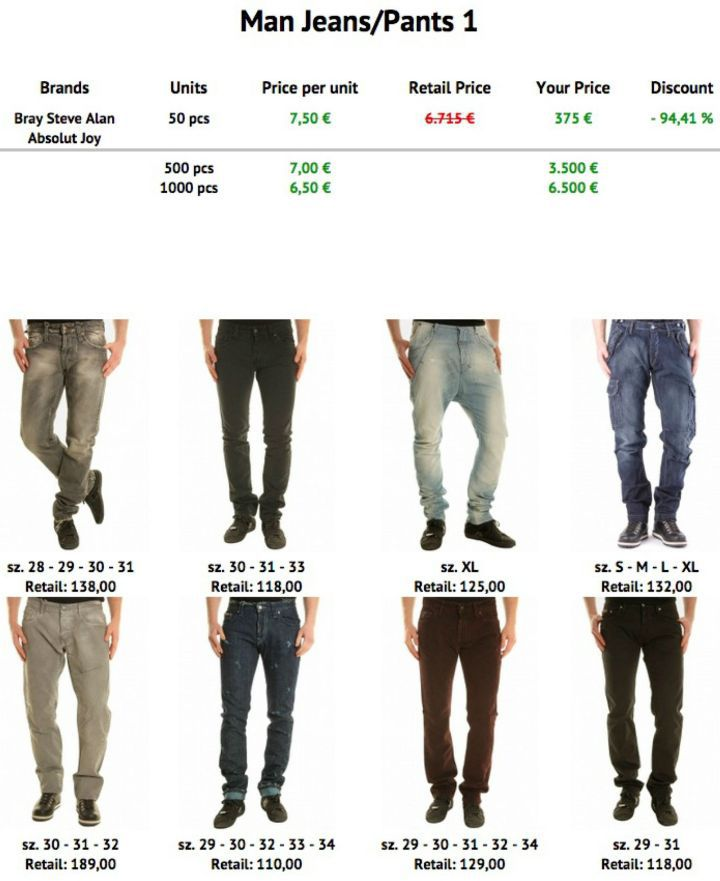 Slim Fit Jeans For Men Cheap