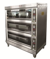 Energy Efficiency Luxury Gas Ovens(MQK-1-2)
