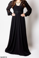 Long Kaftan Long evening dresses arabic kaftan women Party wear Kaftan