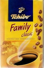 Tchibo Family ground coffee 250g