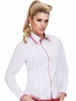 Trachten Oktoberfest Bavarian Traditional Ladies Shirt