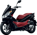 Hondx PCX 150i-1 Red