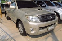 2011 Hilux Vigo Pick up car