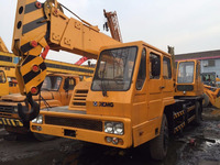 Used XCMG 12ton Truck Cranes QY12 with cheap price