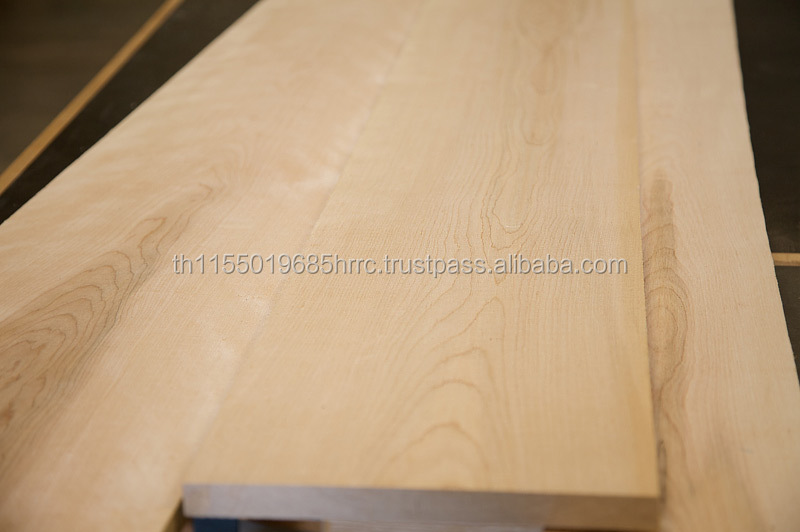 Edged Birch Lumber - High Quality KD