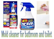 bathroom flooring cleaner , bleach type for mold