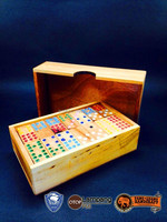 Sale!! Wooden puzzleDominoes , Wooden L