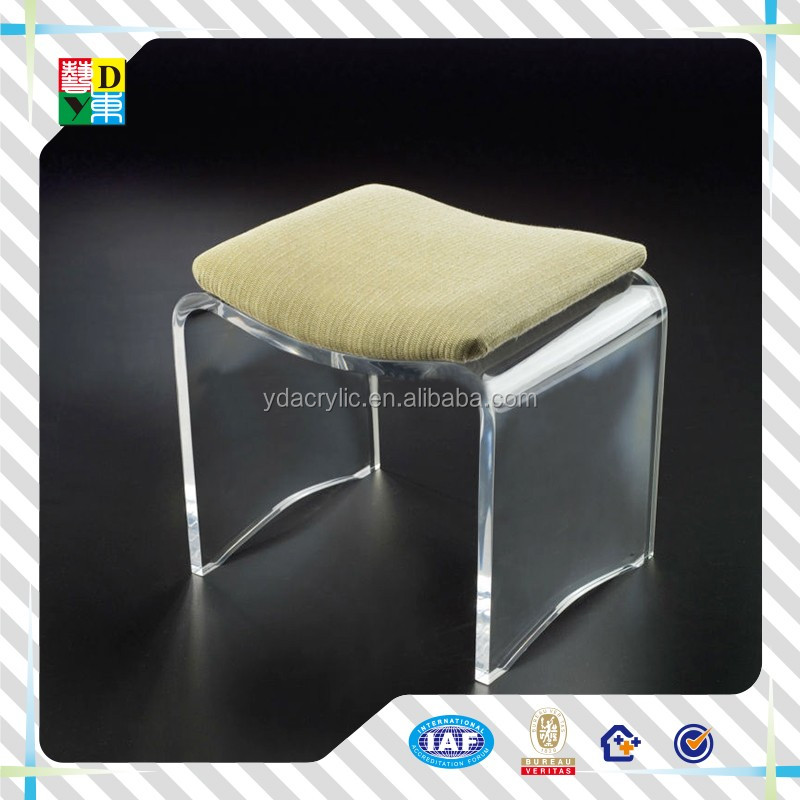 cheap and high quality clear acrylic bar stool high chairs clear
