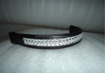 Crystal Bling Rhinestone Browbands