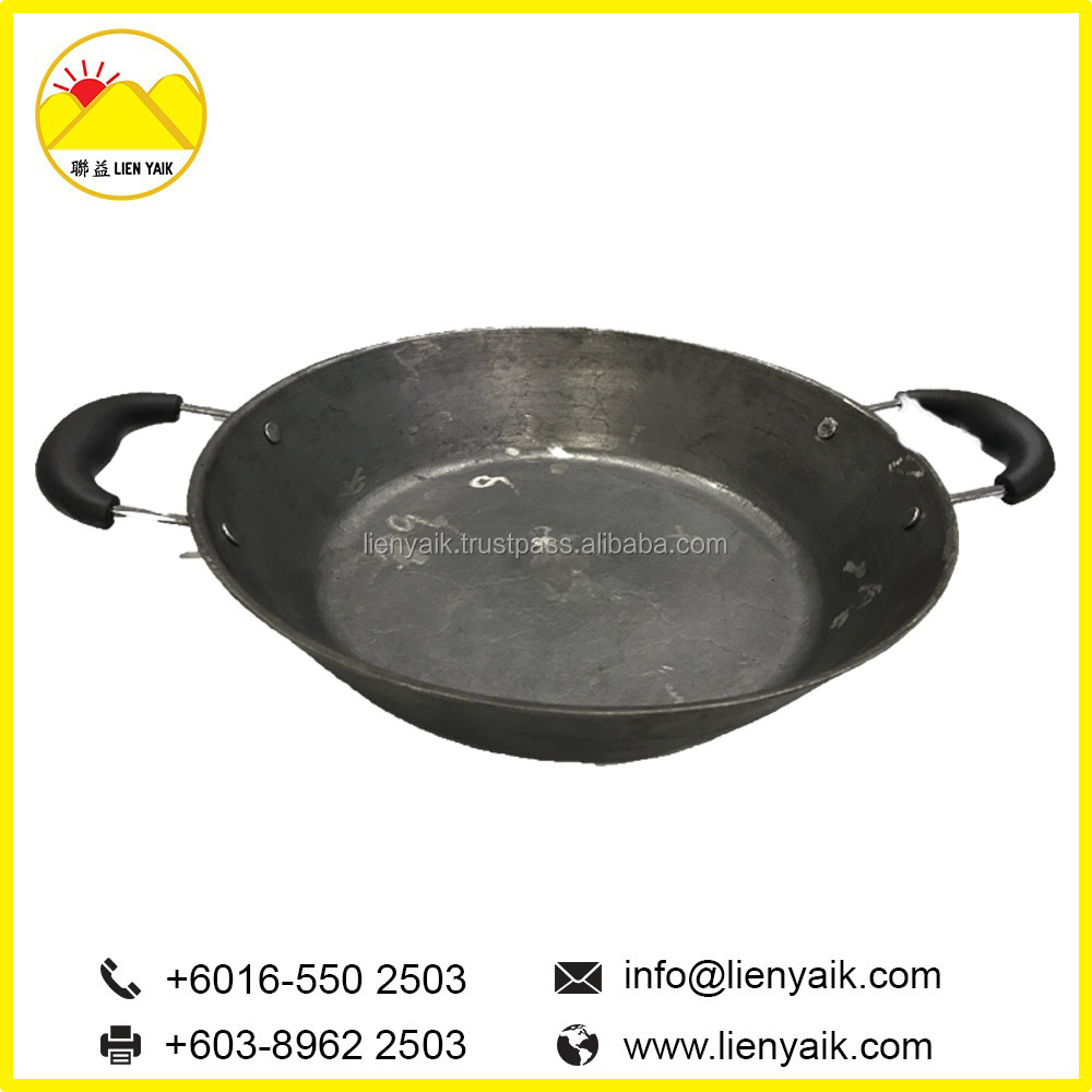 Hot Sale Metal Cast Iron Flat Base for Heat Induction Cookware