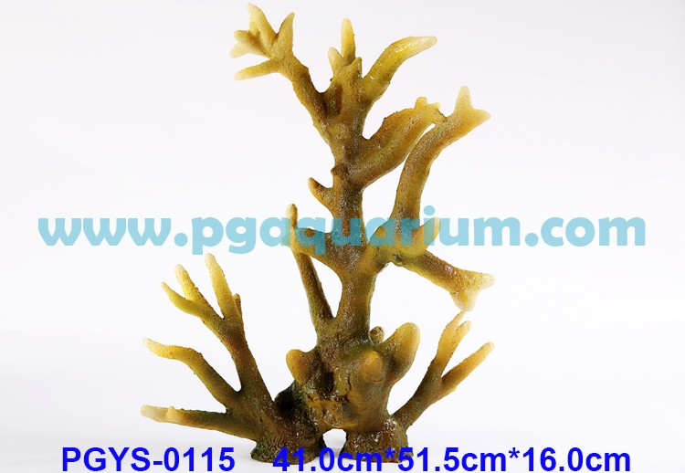 Pg sale artificial coral reef aquarium decoration view for Artificial coral reef aquarium decoration inserts