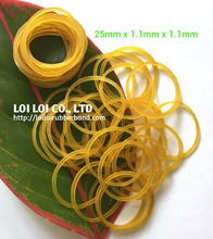 Rubber bands O ring/ High quality Various size and colors