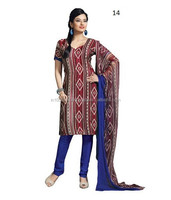 Salwar Kameez Full Sleeves