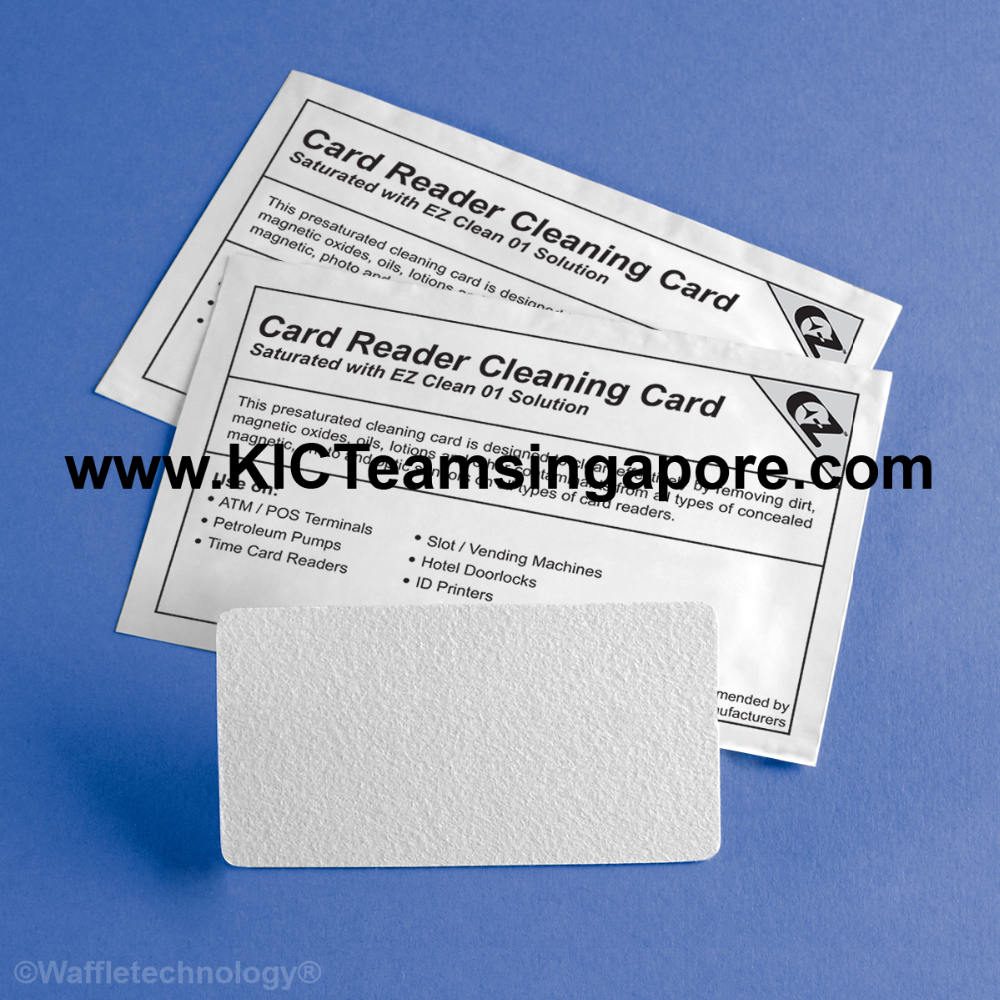 Best Plastic film Cleaning Card