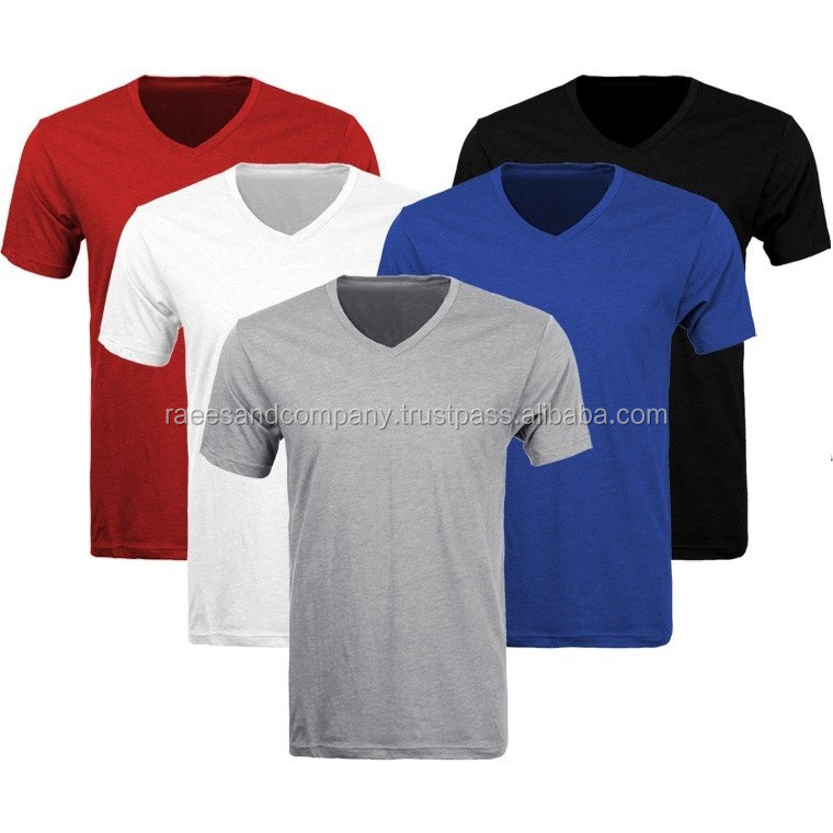 Plain Tshirts For Printing/ Best Sell Large Gym T Shirt/ Printing ...