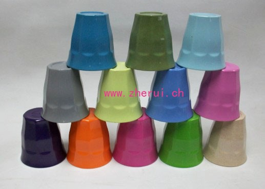 Colorful rice safety safety cup