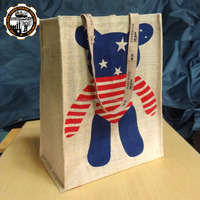 2015 Best Selling Jute Shopping Bag