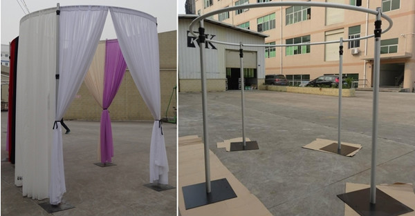 special hotsell wholesale pipe and drape stage backdrop
