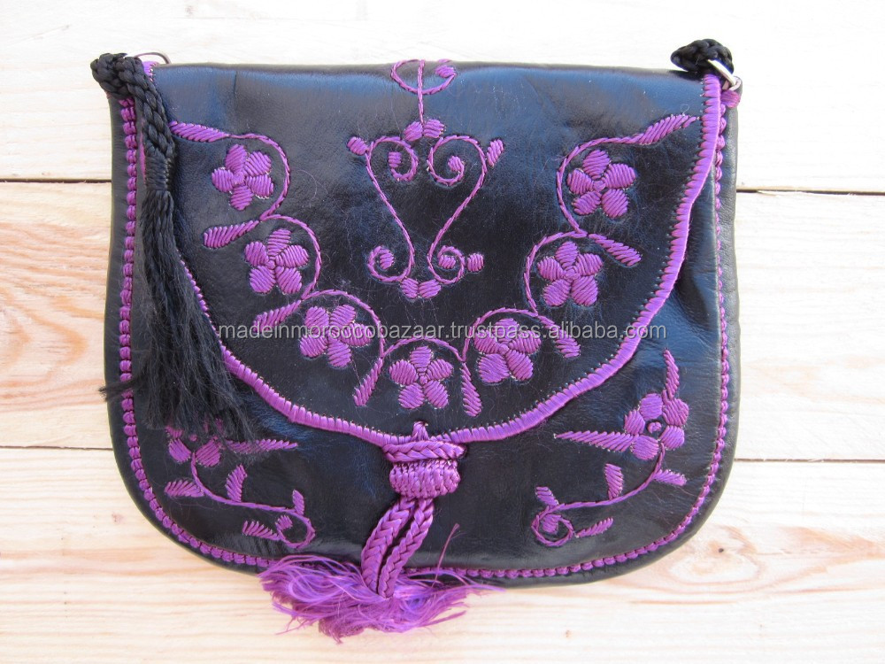 Stylish Handcrated Genuine Leather Girls Bag