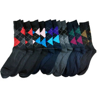 100 cotton Dress Socks - Knee Highs Stocking Suffers Socks Set,