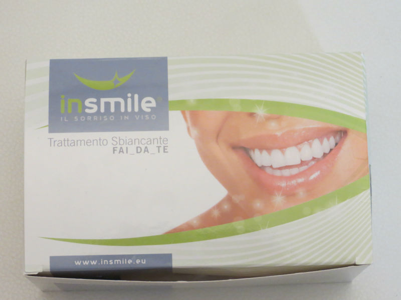 teeth whitening Professional Kit Insmile
