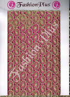 Latest New Designer Golden Zari Lace fabrics