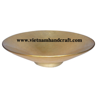 lacquerware manufacturers in gold silver leaf