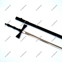 Knights Templar Sword | Masonic Sword | Sword with Scabbard