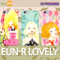 01377 For iPhone 6/6S/6 Plus/6S Plus5/5/5S/SE/5C/4S_EunR Lovely 3D Print Hard_Smart Cellular Mobile Phone Case Cover Casing