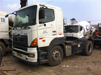 Used Hino trailer head, Hino truck trailer head for sale