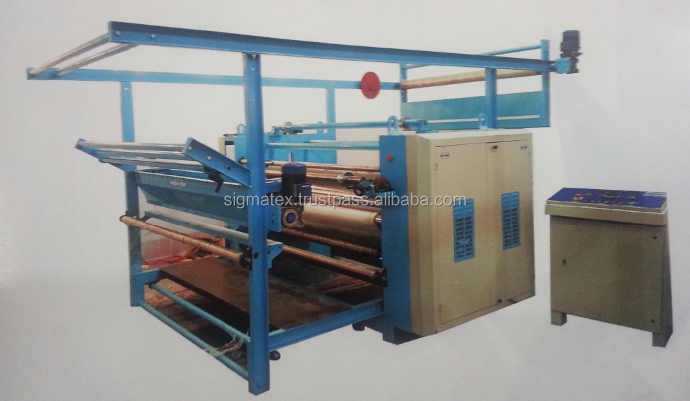 Roll to Roll textile Bonding/Lamination Machine for Fabric