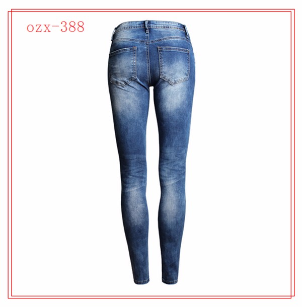 Ozx 388 Fancy Girls Destroyed Jeans