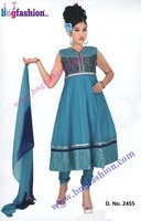 Indian Dress for Girls - Kurti, salwar, choli