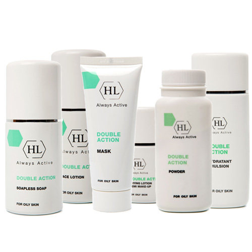 Holy Land Double Action Line Oily Skin Care