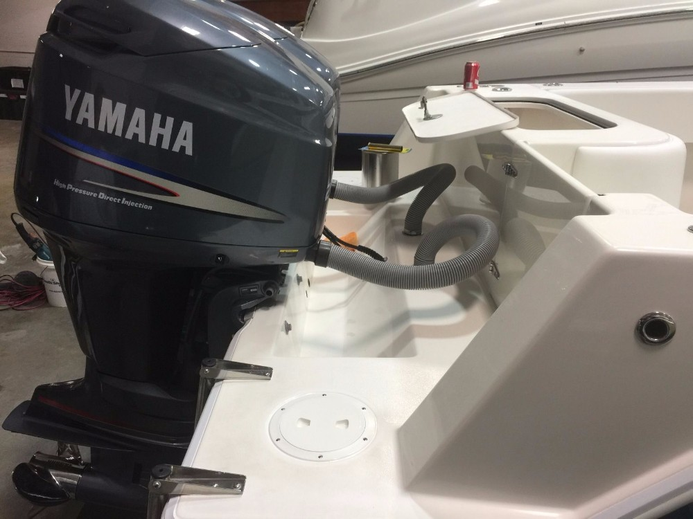 FREE SHIPPING FOR USED YAMAHA 200 HP 4 STROKE OUTBOARD MOTOR